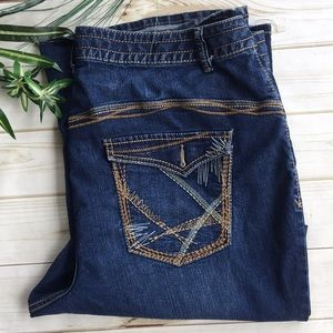 🎈 Lane Bryant Jeans 🎈 size 26 slim flare